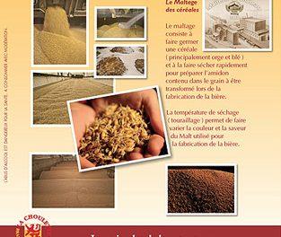 Le Musée Brassicole de La Choulette de nouveau ouvert