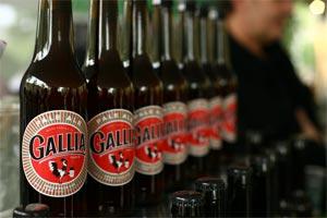 Gallia a officiellement lancé sa bière IPA