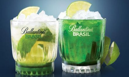 CaïpiBallsao avec le Ballantine's Brasil