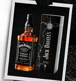 Coffret Jack Daniel's pour la fête des pères
