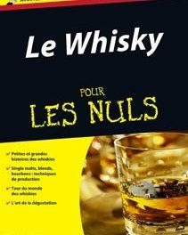 Eh, les Nuls, foncez acheter ce bouquin sur le Whisky !