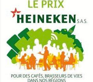 5 projets récompensés par le 1er Prix Heineken S.A.S.