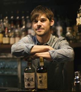 Simon Chollet, Nikka Perfect Serve 2014 pour la France