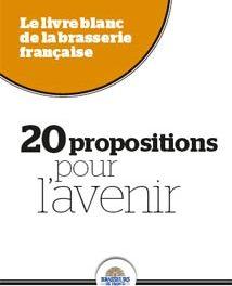 Le premier Livre Blanc de la brasserie par Brasseurs de France