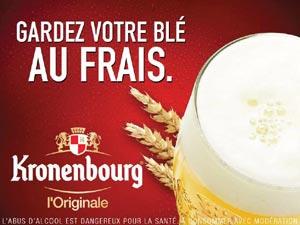 """Pub Kronenbourg """"L'originale"""""""