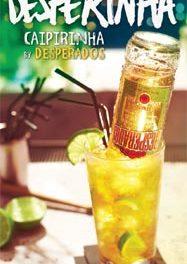 Desperinha, le nouveau cocktail à la bière Desperados