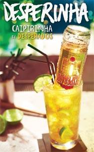 Cocktail Desperinha à la bière Desperados