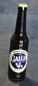 La nouvelle bière Gallia Hefeweizen