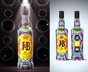 J&B en édition limitée Ministry of Sound