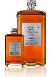 Un flacon de Nikka From the Barrel de 3 litres !