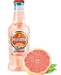 Pelforth Radler Pamplemousse Rose
