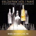 Le Whisky Live Paris 2014 est annoncé !