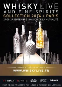 Whisky Live Paris 2014