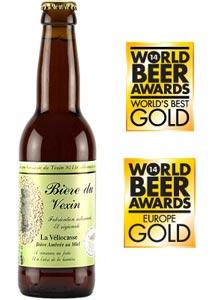 Les bières françaises récompensées au World Beer Awards 2014