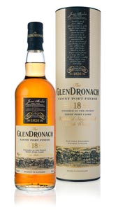 GlenDronach 18 ans Tawny Port Finish
