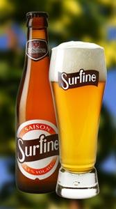La Brasserie Dubuisson lance une nouvelle bière, la Surfine
