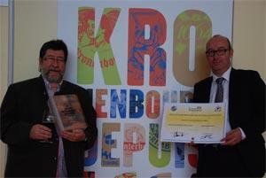 1er Prix littéraire Mondial de la Bière pour Les saveurs gastronomiques de la bière