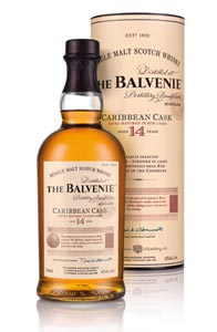 The Balvenie Carribean Cask 14YO