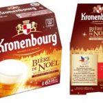 La Bière de Noël Kronenbourg avec le Secours Populaire