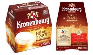 Bière de Noël Kronenbourg