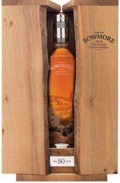 Les whiskies d'exception signés Bowmore pour les Fêtes