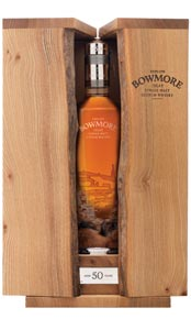 Exceptionnel Bowmore 50 ans