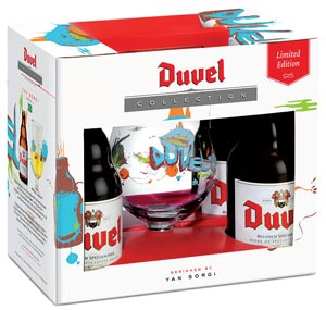 Pack Duvel Collection Yan Sorgi