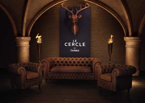 Le Cercle by Glenfiddich