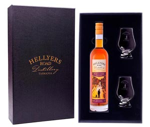 Confidentiel whisky Hellyers Road Port Cask Matured