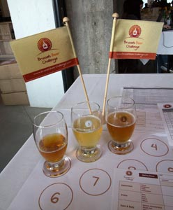 Les résultats du 3e Brussels Beer Challenge donnent à réfléchir