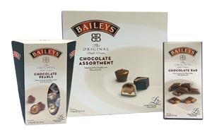 Chocolats au Baileys