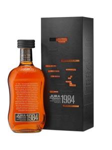 Whisky Jura 1984