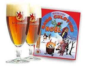 La bière des Sans Culottes de Noël