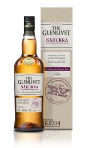 The Glenlivet développe sa gamme Nàdurra