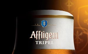 L'Affligem Tripel, une championne d'Europe à faire passer à table