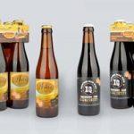 Les bières Askoy et Inglorious Quad chez Delhaize