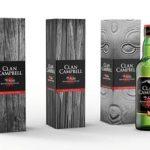 Trois étuis en édition limitée pour Clan Campbell