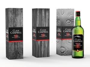 Clan Campbell, les box pour les fêtes