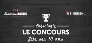 Le Concours de Biérologie Heineken fête ses 10 ans