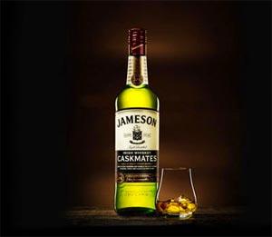 Jameson Caskemates, vieilli en fût ayant contenu une irish stout
