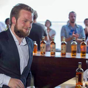 Jørgen Dons du Raus, Nikka Perfect Serve 2014
