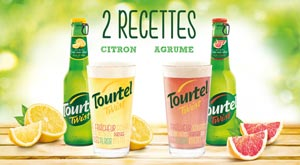 Tourtel Twist Citron et Agrume