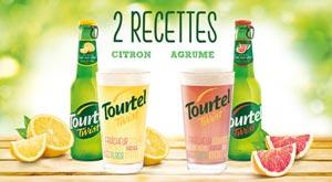 Brasseries Kronenbourg twiste la bière avec une nouvelle Tourtel !