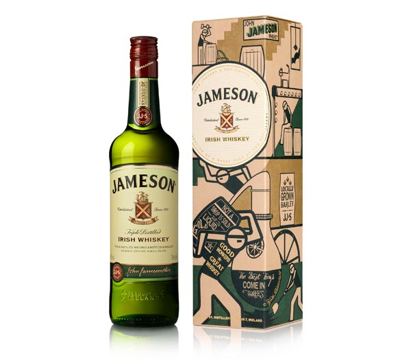 Jameson Good Workers, Great Whiskey.