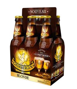 Pack de 6x33cl Grimbergen Blonde