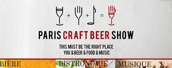 Paris Craft Beer Show