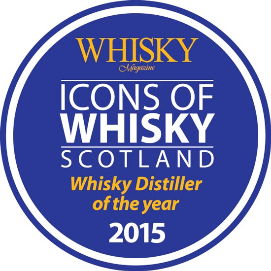 Whisky Distiller of the year 2015
