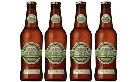 Une bière Fifty Shades of… Green par Innis & Gunn