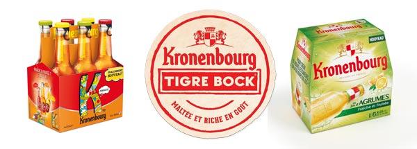 Nouveaux produits Brasseries Kronenbourg 2015
