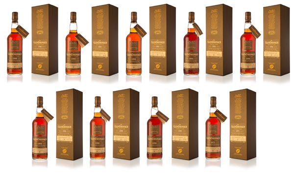 Single Casks Glendronach Batch 11